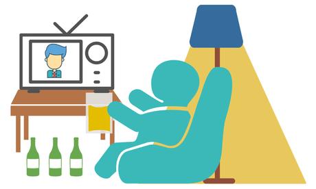 Пьет алкоголь чтобы отдыхать