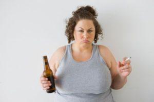 вред пива для женщины