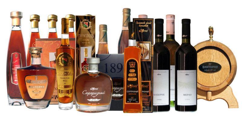 красивая этикетка у алкоголя