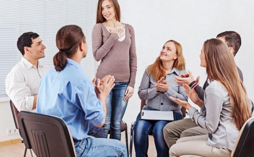 групповая терапия